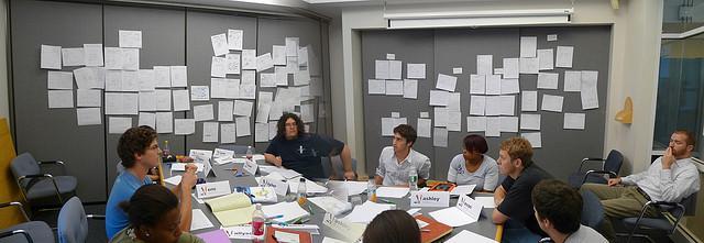 Foto blog b2b gamificación 2 - brainstorming room