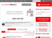 Santander ideas