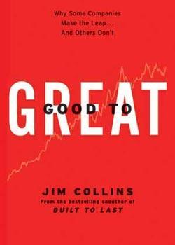 From good to great ofrece las claves para ser un top performer en innovación