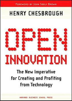 Open Innovation de Chesbrough, una referencia clásica de la innovación abierta