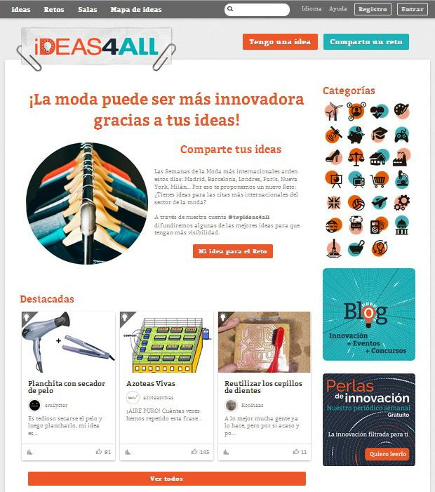 ideas4all_home