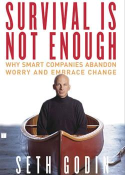 "En ""Survival is noth enough"" Seth Godin hace un llamamiento a la innovación"