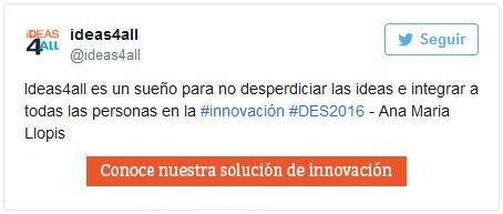 DES 2016 aborda el potencial de la transformación digital