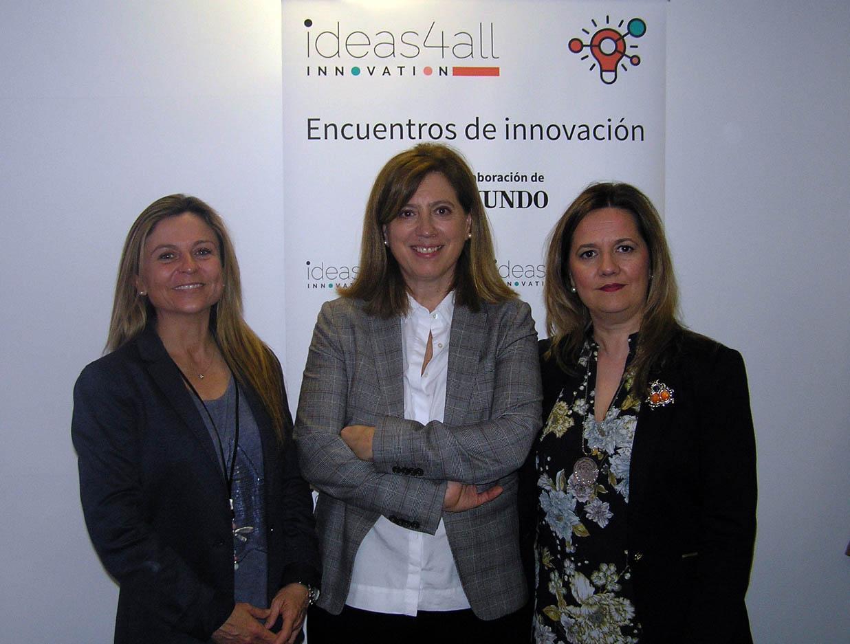 Charo Montes, gerente de innovación en Repsol