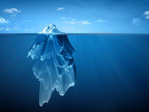 Finding talent in the submerged part of the iceberg