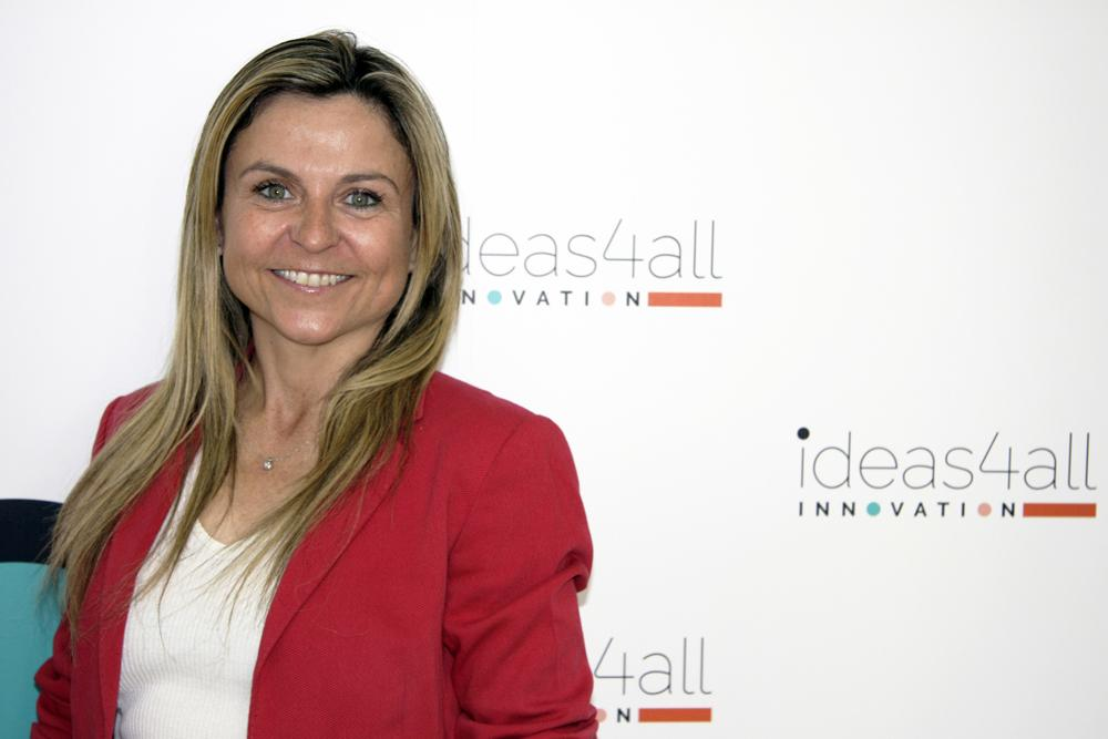 Pilar Roch, CEO ideas4all Innovation-web