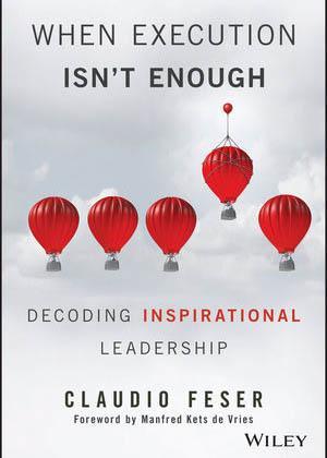 """""""When execution isn't enough"""" (Claudio Feser). Libros de innovación"""