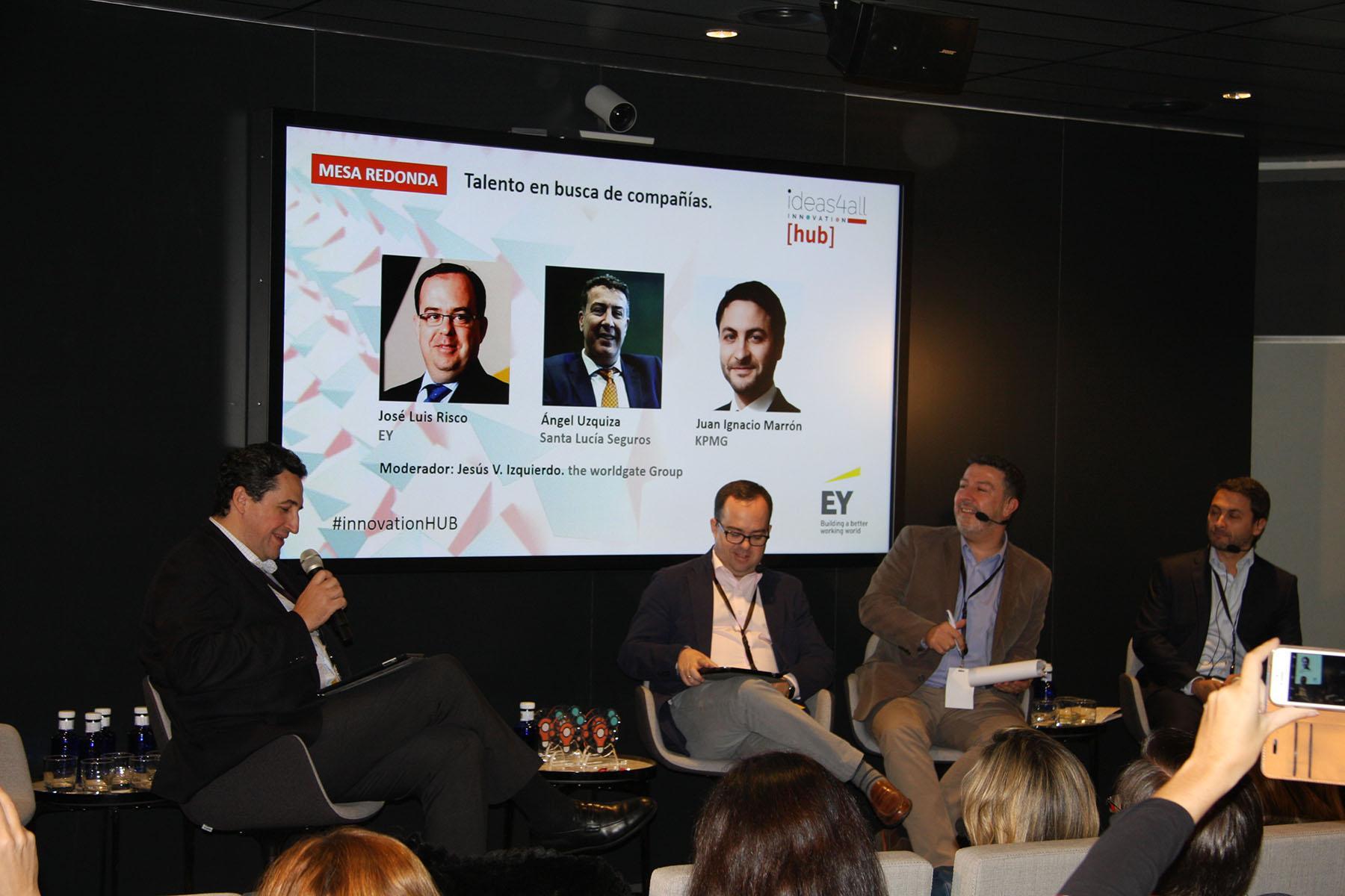 innovationHUB destaca el papel de las personas dentro de los ecosistemas de innovación