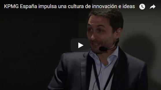 """Juan Ignacio Marrón (KPMG): """"Estamos obligados a accionar recursos para que la rueda de la innovación se mueva"""""""