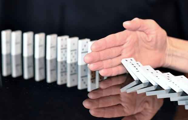 cómo lograr más engagement con un efecto dominó
