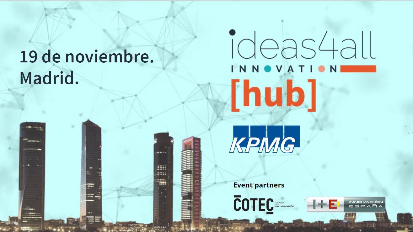 innovationhub analizará el estado de la innovación en España