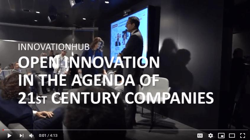 innovationHUB: la innovación abierta está en la agenda de las empresas S.XXI