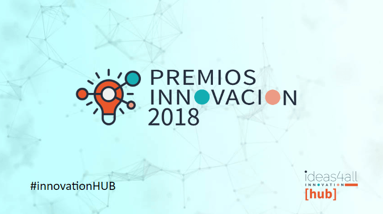 Conoce a los nominados a los III Premios de Innovación de ideas4all Innovation