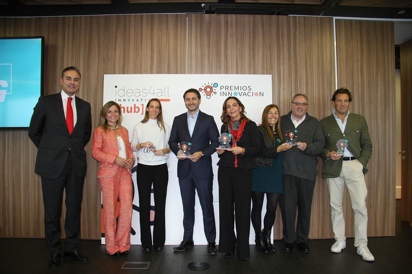 innovationHUB 2018 premia a las compañías más destacadas en el uso de la innovación colaborativa