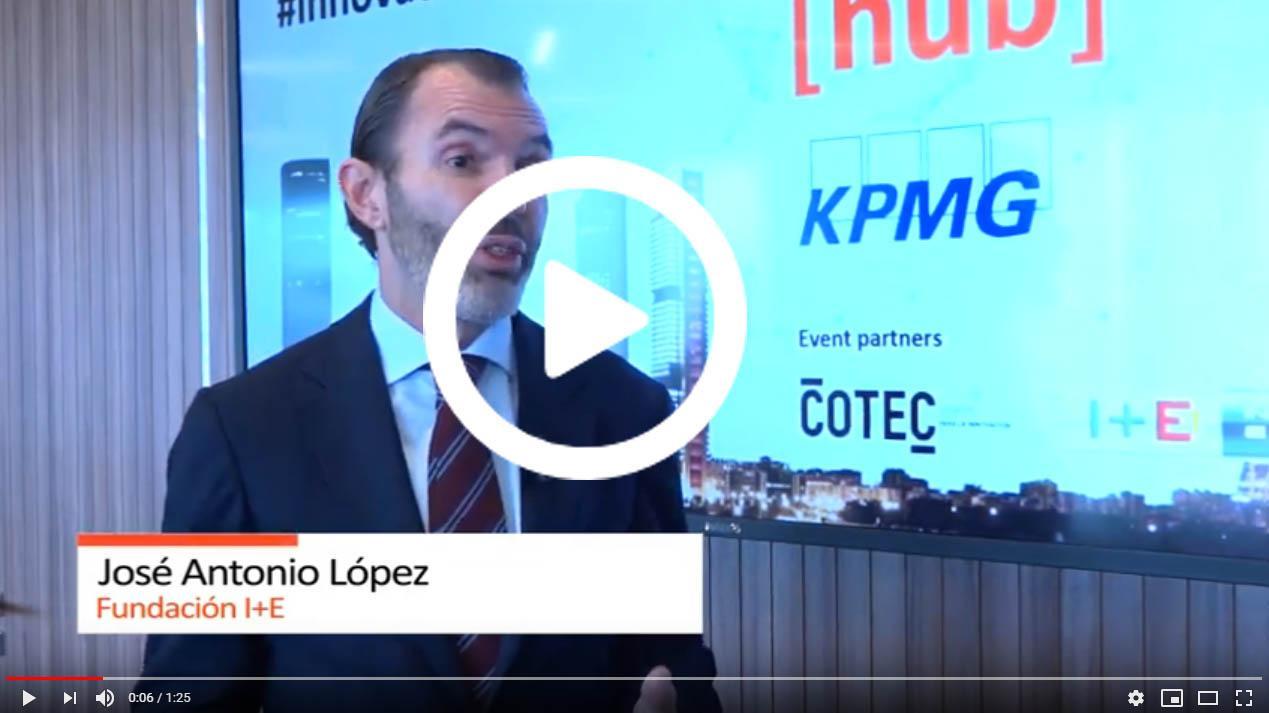 """Protected: José Antonio López: """"Las multinacionales sumamos el 35% de la inversión privada en innovación de España"""""""