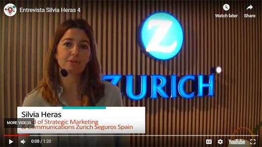 """Silvia Heras (Zurich Seguros): """"Con 'Imagina' hemos posicionado a todos los empleados al mismo nivel"""""""