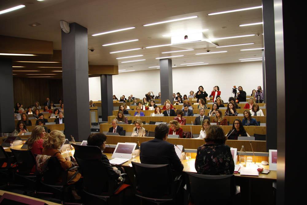La Secretaria de Estado de Igualdad, Soledad Murillo, y los CEO de Zurich Seguros y Wolters Kluwers, entre los ponentes de la presentación de Conquistando la Igualdad