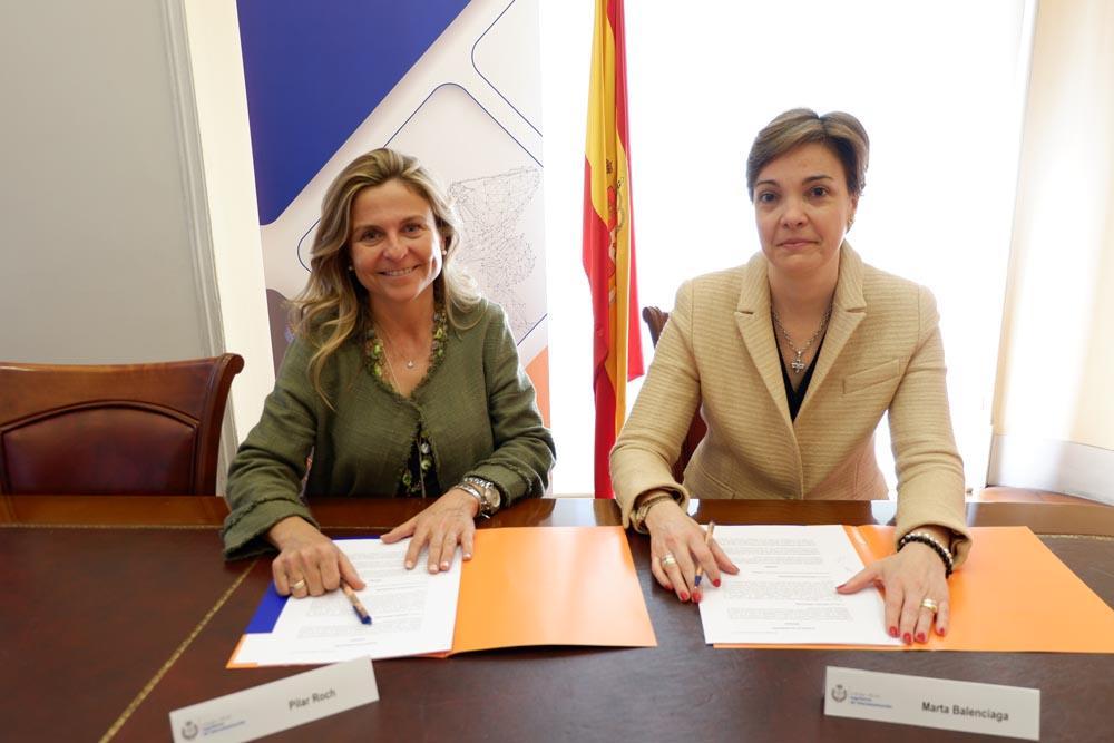 con este acuerdo, el COIT suscribe su apoyo a Conquistando la Igualdad