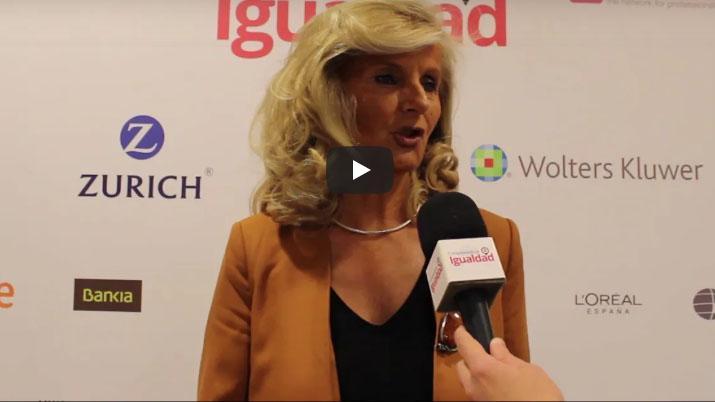 """Isabel Tocino: """"Los empresarios necesitan a las mujeres como directivas"""""""