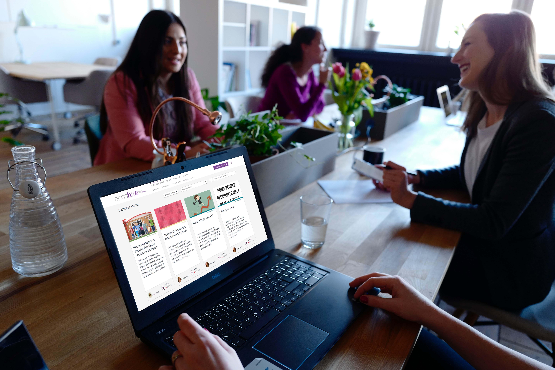 Nace ecosh, la comunidad de innovación abierta para construir empresas más humanas