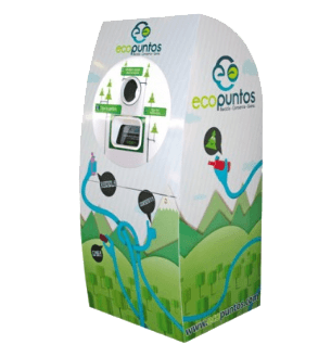 ecopuntos, an example of sustainable innovation