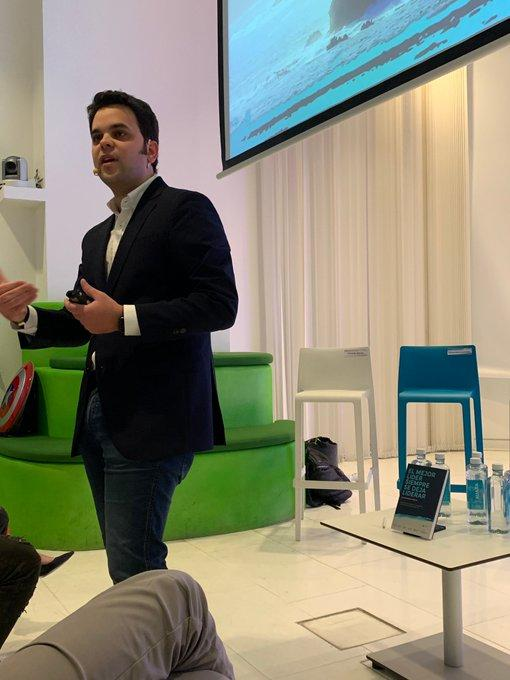 Gerardo Barcia habla sobre los retos del liderazgo en el siglo XXI