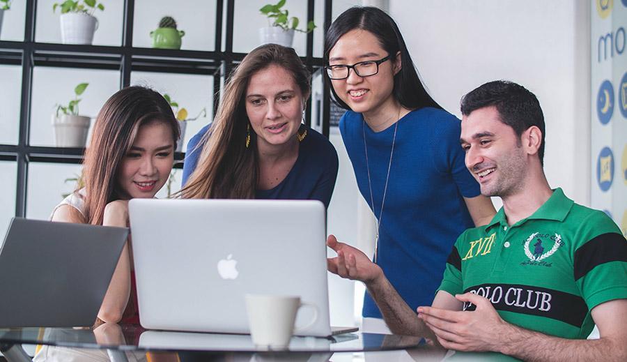 una empresa abierta en innovación apuesta por la colaboración entre sus distintos grupos de interés