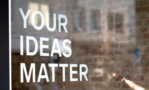 ¿cuáles son las claves para obtener ideas innovadoras?