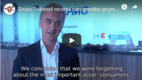 "Rafael Juan (Dulcesol): ""Consumers are the most important actors"""