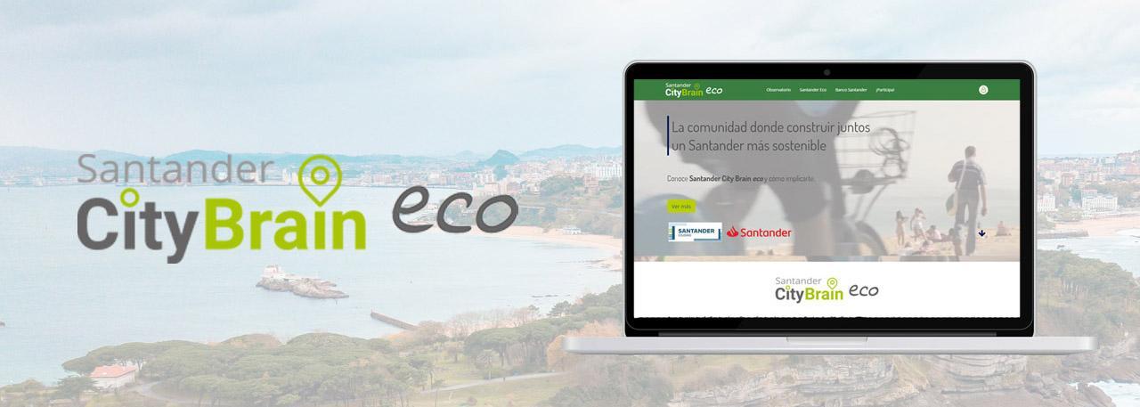 El Ayuntamiento de Santander impulsa su proyecto de smart city a través de Santander City Brain eco