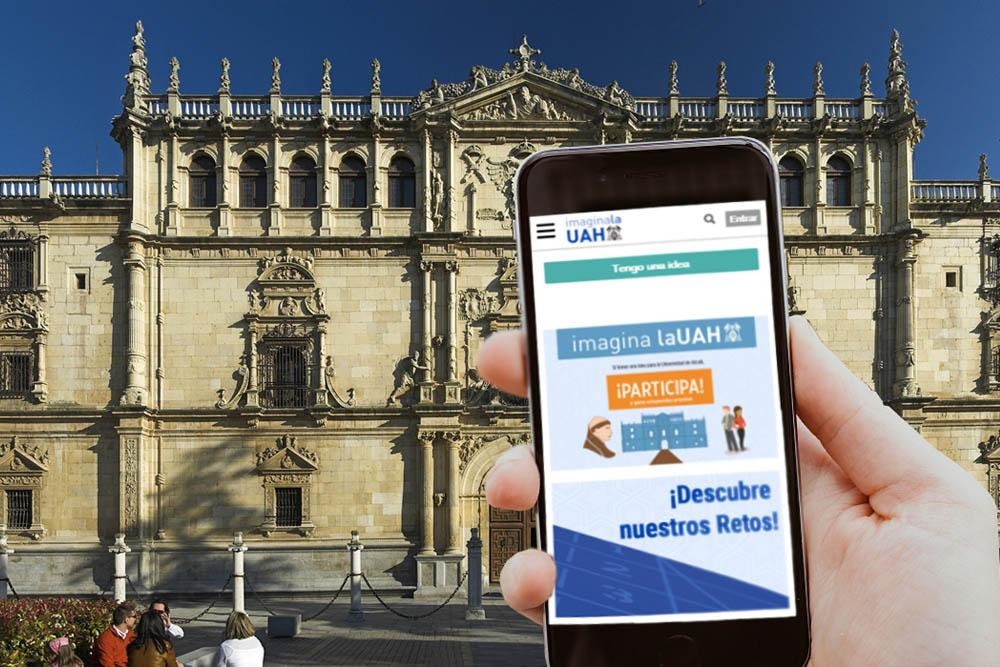 universidad de alcalá trusts in our innovation software for universities