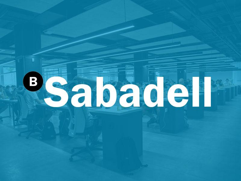 banco sabadell es cliente del software de innovación de ideas4all Innovation