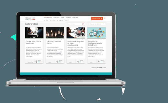 demo software gestión innovación
