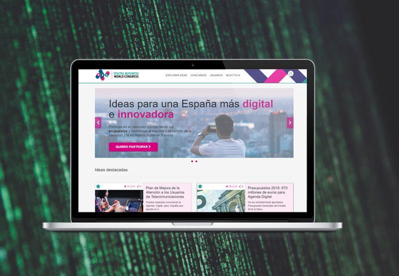 Comunidad de innovación de Digital Enterprise Show