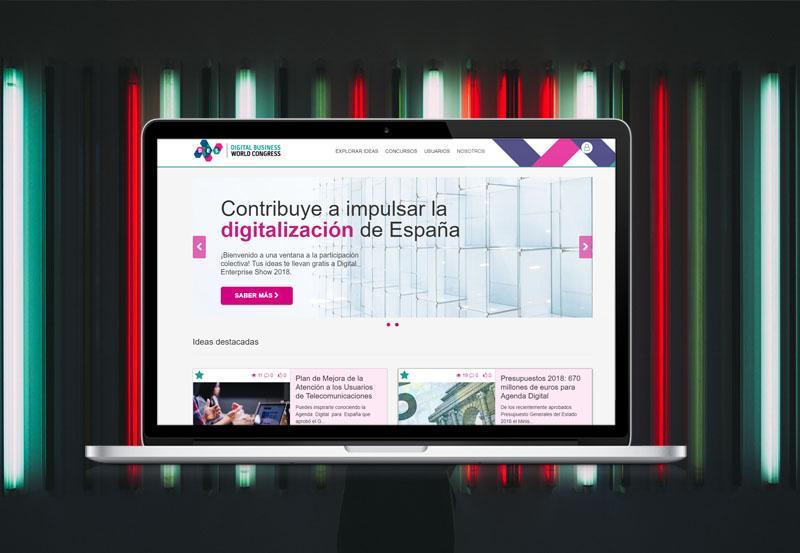 Ejemplo de comunidad de innovación para la participación en eventos
