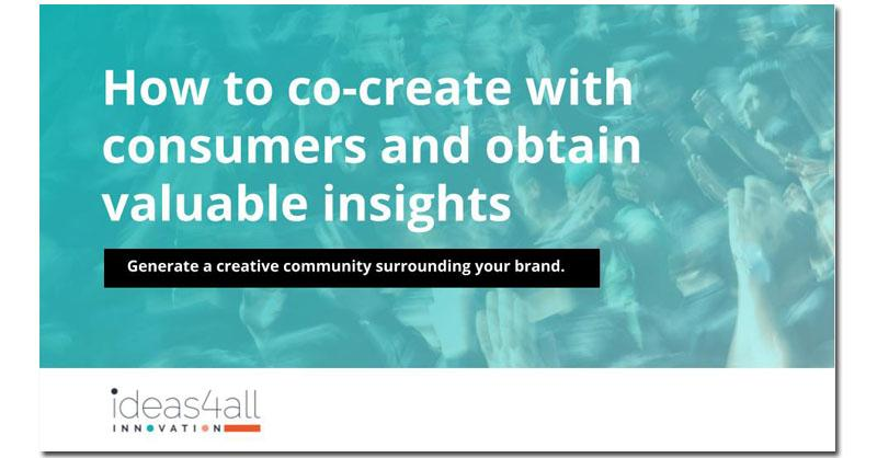 free ebook about tools to foster co-creation with customers