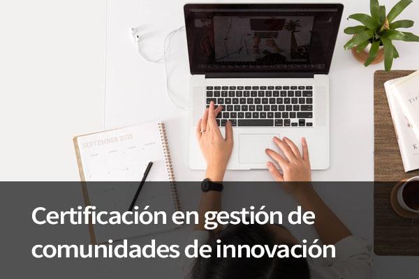 formación elearning para aumentar tus capacidades y recursos en gestión de la innovación