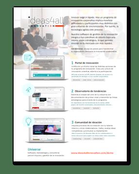 software para impulsar programas de innovación