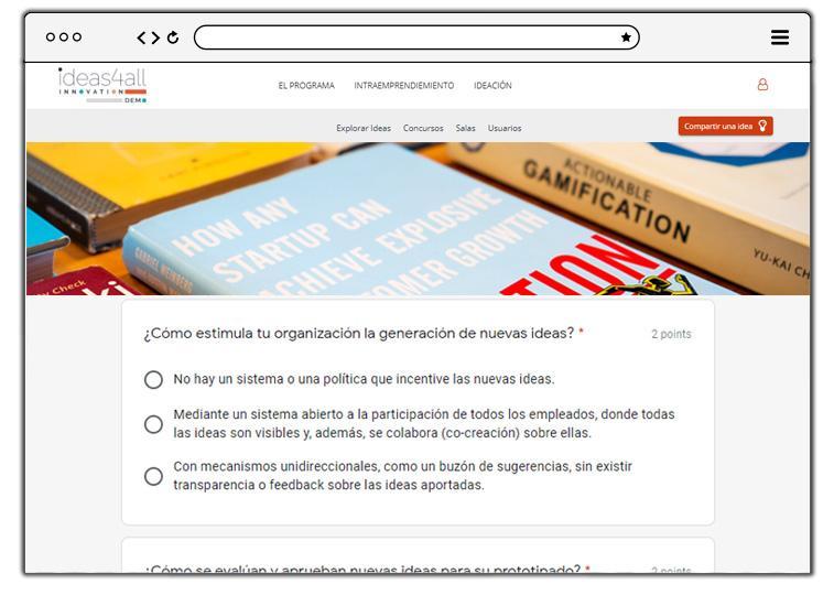 complementa con encuestas  tus eventos corporativos online