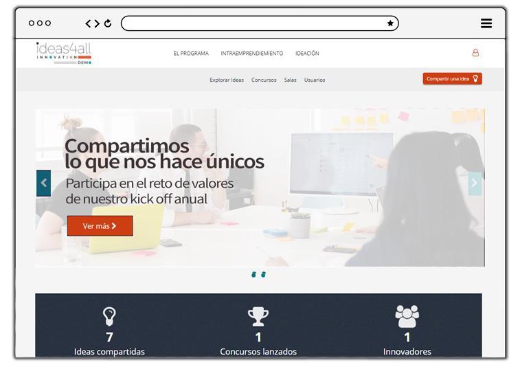 crea un portal único de acceso a tus eventos corporativos online